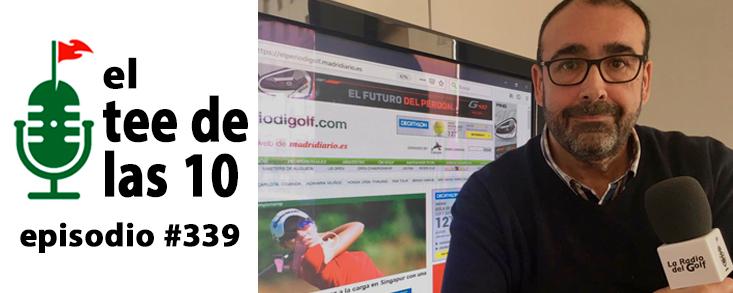 El Mediterranean Ladies Open 'virtual' arranca con la noticia de la suspensión del Open de España