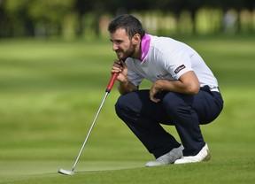 Emilio Cuartero el mejor español en el Golf Bluegreen