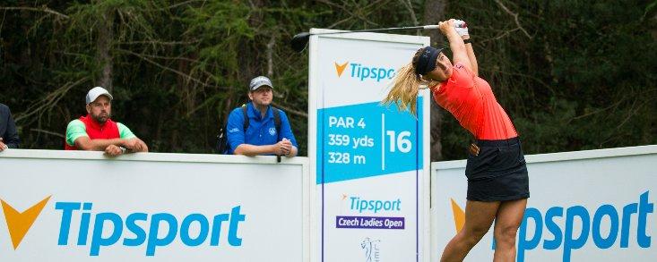 Emily Pedersen (-16) tiene la victoria en su mano tras la segunda jornada