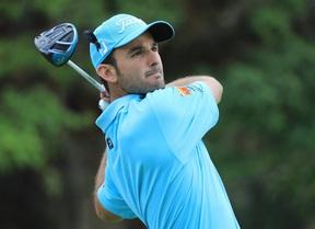 Emilio Cuartero (-5), colíder en Headfort Golf Club