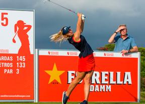 Emily Pedersen logró su tercera victoria de la temporada en Guadalmina Sur