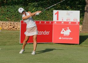 Elina Nummenpaa logra la victoria en el Santander Golf Tour de Mijas