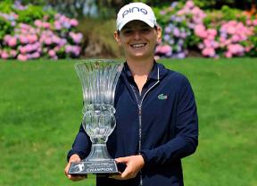 Emma Broze gana a 36 hoyos