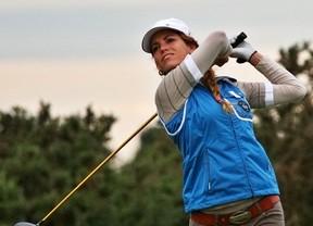 Emma Cabrera, a tres golpes del quinto Major