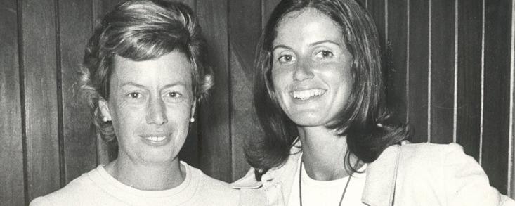 Emma Villacieros y Cristina Marsans, figuras imprescindibles