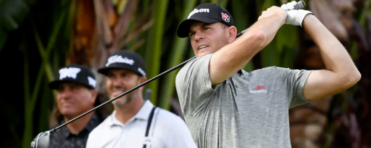 Brendan Steele y Cameron Davis comandan el Sony Open in Hawaii