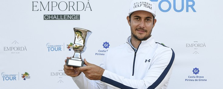 Tercer título para Brun, que se asegura su tarjeta para el Tour 2022