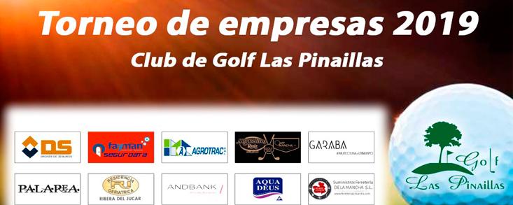 En marcha el Torneo Empresas en Golf Las Pinaillas