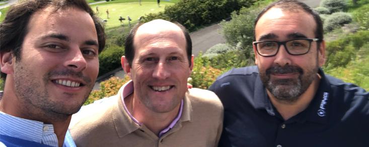El Golf de Valdeluz de la mano de su director deportivo