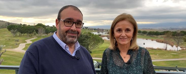 Macarena Campomanes: 'Quiero ganar el Oro por equipos'