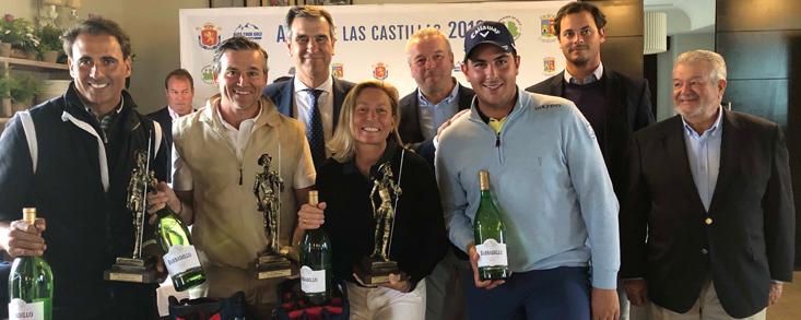 Golf Valdeluz decidirá el liderato del Alps Tour