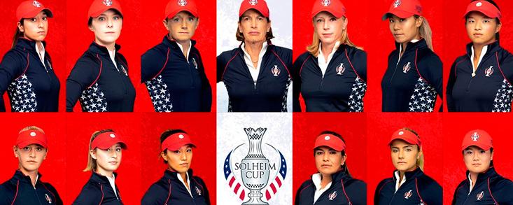 Morgan Pressel y Stacy Lewis, las elegidas en el equipo USA de la Solheim Cup