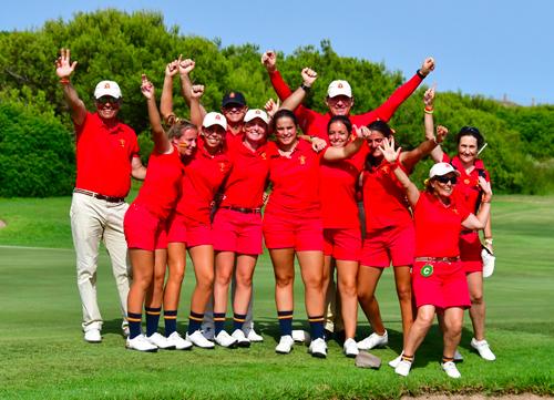 España accede a la final del Europeo Sub 18 Femenino por Equipos