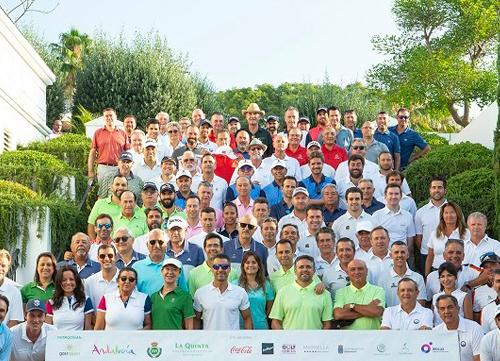 Gran victoria de Alcaidesa Golf en La Quinta