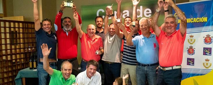 Reválida para la Copa de España de 9 Hoyos