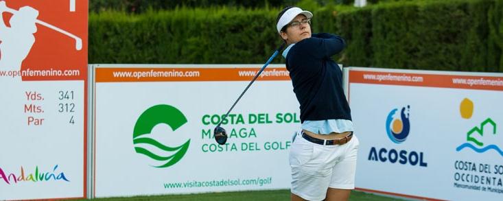 Impresionante comienzo español: Natalia Escuriola colider con -7 y Carlota Ciganda, segunda, con seis bajo par