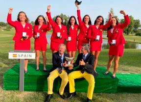 España supera a Francia y se adjudica el Europeo Sub 18 Femenino por Equipos