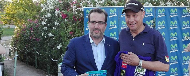 Tradicional fin de temporada con golf de Movistar Estudiantes