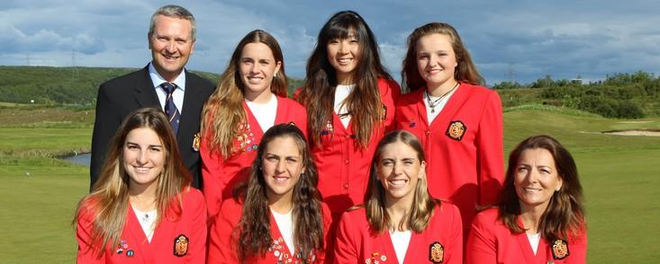 Medalla de plata para el equipo español