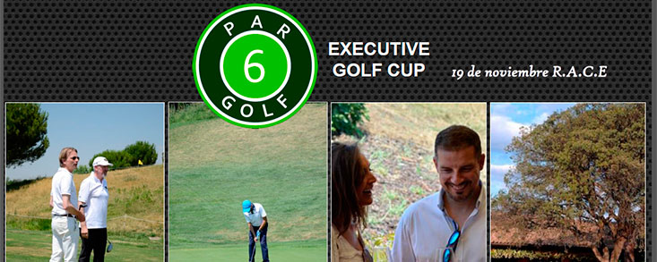 Todo listo para la Executive Golf Cup