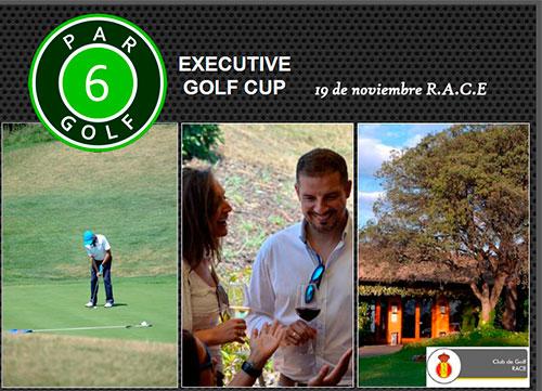 Todo listo para la Executive Golf Cup