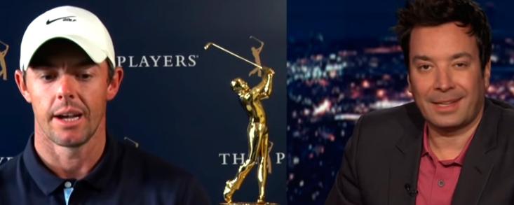 Rory McIlroy tiene algunas respuestas sobre Tiger Woods, y son buenas