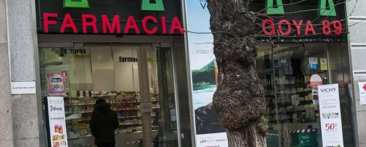 Farmaceúticos de Madrid: 'No hay mascarillas'