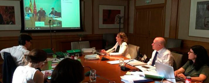 El Gobierno estudia aceptar una fase 0,5 para Madrid