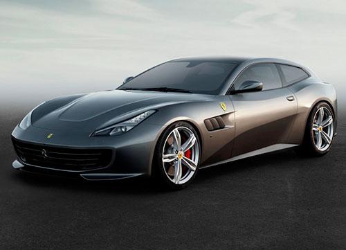 """Ferrari GTC4Lusso, versátil, """"fácil"""" y seguro de conducir"""
