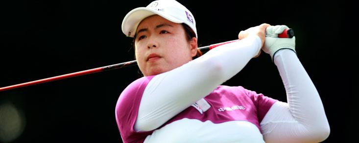 Shanshan Feng, protagonista en la final de Dubai