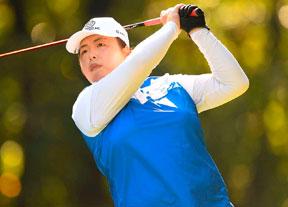 Shanshan Feng asume el control