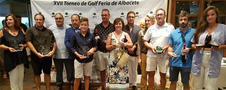 XVII Torneo Feria de Albacete