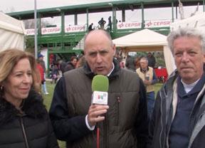 Ignacio Guerras y Rocío Aguirre