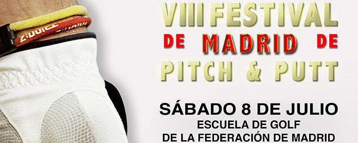 Vuelve el festival de Pitch y Putt