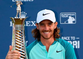 Tommy Fleetwood domina la Race to Dubai en un año inolvidable