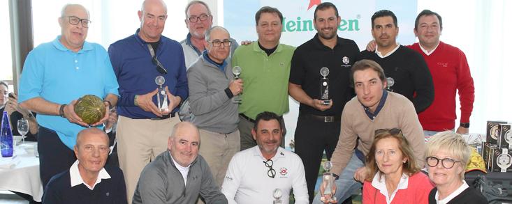 El Saler acoge la Gran final del circuito en la primera cita de CM Golf en 2019