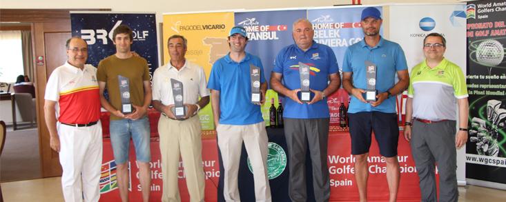 11 finalistas en Madrid y Segovia