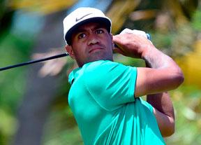 Tony Finau se estrena en el PGA Tour