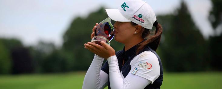 Triunfo de Ssu Chia Cheng con Marta Sanz a seis golpes