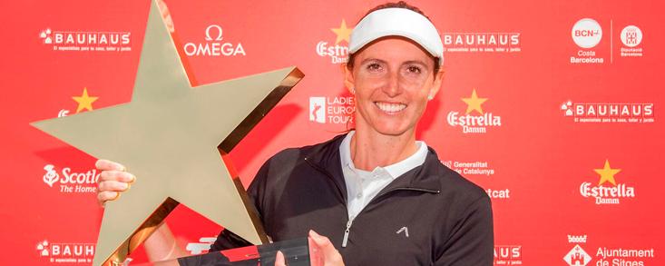 Florentina Parker defenderá su estrella en Terramar Golf