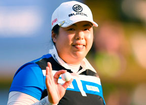 Shanshan Feng revalida título en Japón