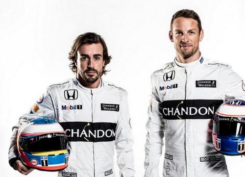 McLaren comienza con el fogueo mediático