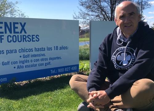 Juan Arcocha nos presenta los cursos de Montecastillo y el RCG de la Herrería