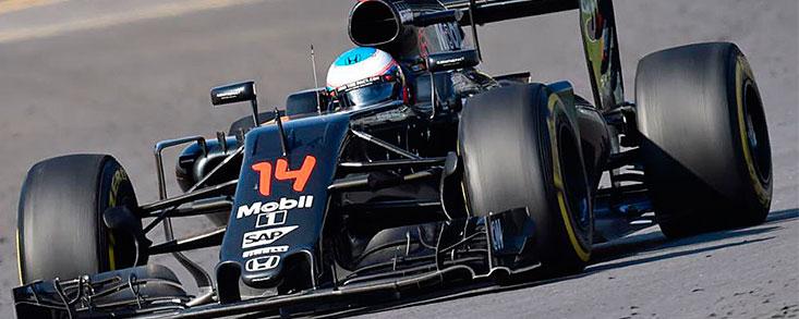 Fernando Alonso, resultado engañoso