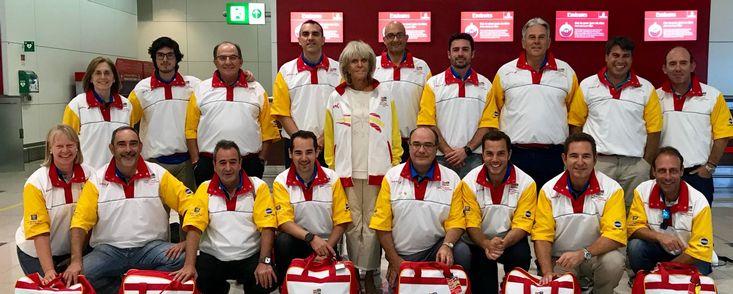 España, un discreto papel en una Final del WAGC muy exigente