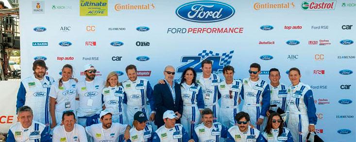 Ford selecciona 10 ONG´s para la XIII Edición de su carrera solidaria