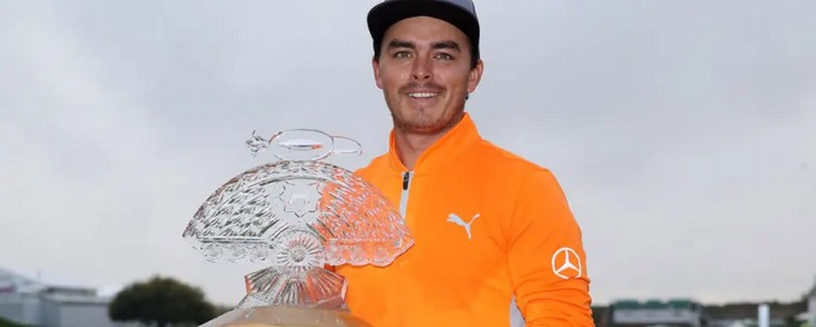 Ricky Fowler suma su quinta victoria en el PGA Tour con Jon Rahm décimo