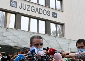 José Manuel Franco declara como imputado por el 8-M