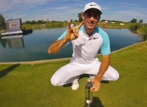 Primera victoria del sudafricano Dylan Fritelli en el European Tour