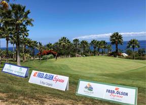 Ballesteros, Hidalgo y García Heredia, favoritos en Tecina Golf